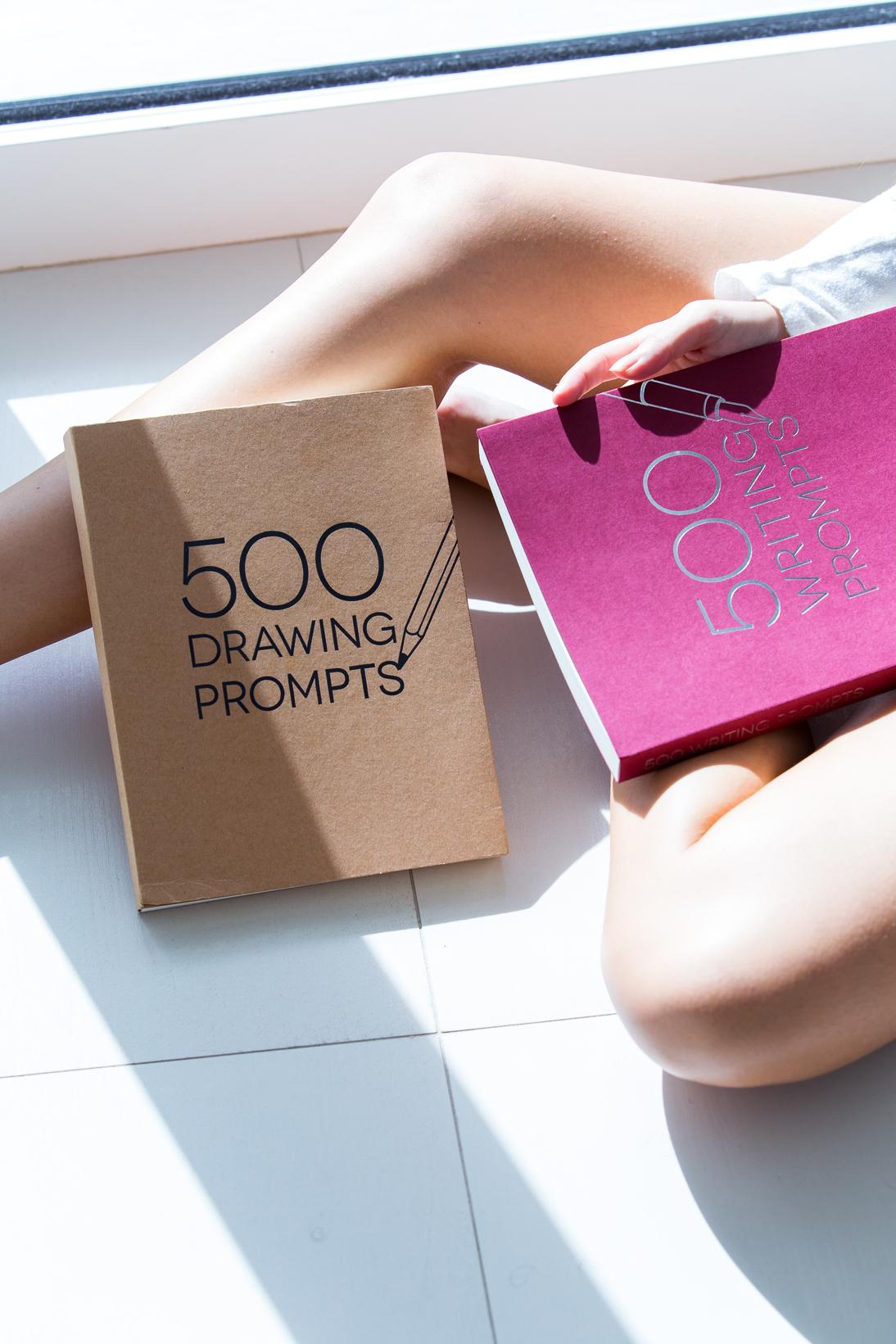 500 Drawing Prompts Pdf Download Top Pdf