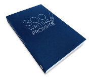 300 Writing Prompts – side angle view