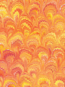 Marbled Orange