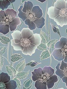Sleek Floral