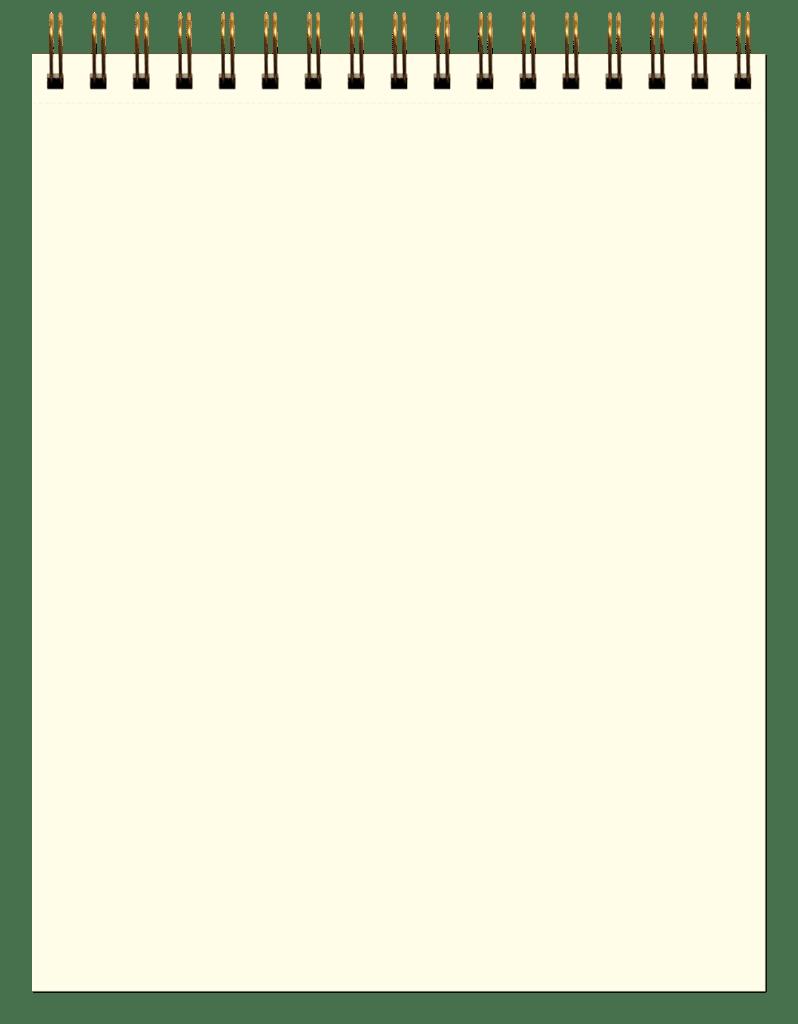8-in-1 Sketchbook Cream Paper