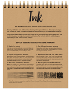 8-in-1 Sketchbook Ink