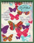 Floating Butterflies (Top Spiral)