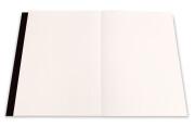 Open Bound Sketchbook – inside page