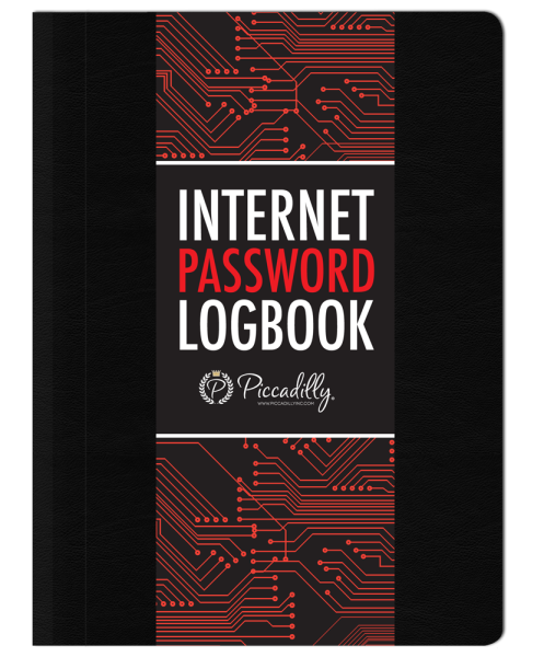 Internet-Password-Logbook