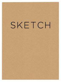 Open Bound Sketchbooks