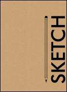 Kraft with Pencil