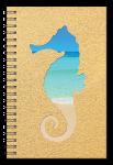 Seaside Journals - Seahorse