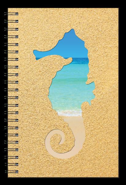 Seaside Journals – Seahorse