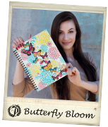 Wire-O Journals – Butterfly Bloom