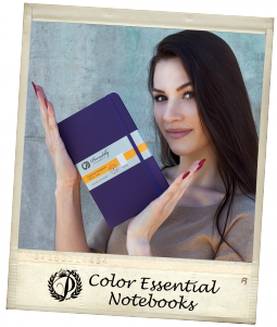 Color Essential Notebooks