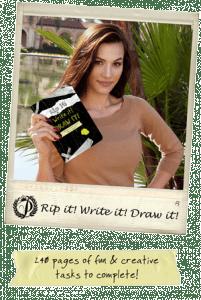 Rip it! Write it! Draw it! - Polaroid