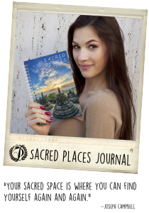 Sacred Places - Polaroid
