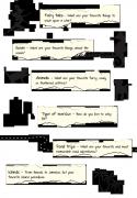 My Favorite Things – Sample Prompts