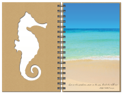 Seaside Journals – Full Color Card Stock Image