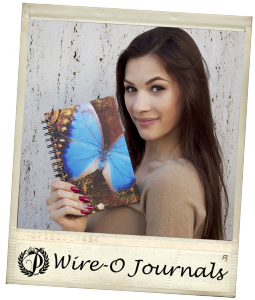 Wire-O Journals - Polaroid
