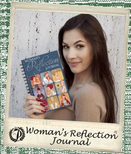 Woman's Reflection Journal - Polaroid