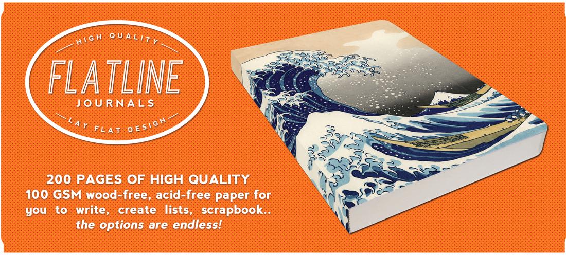 Flatline-Journals-Page