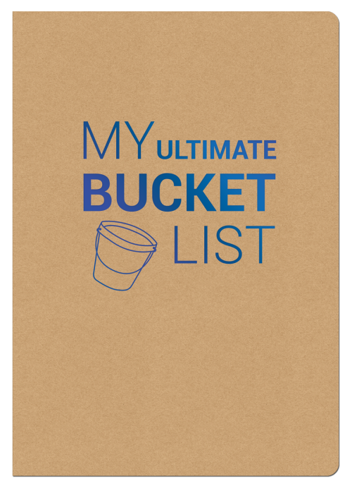 My Ultimate Bucket List Cover