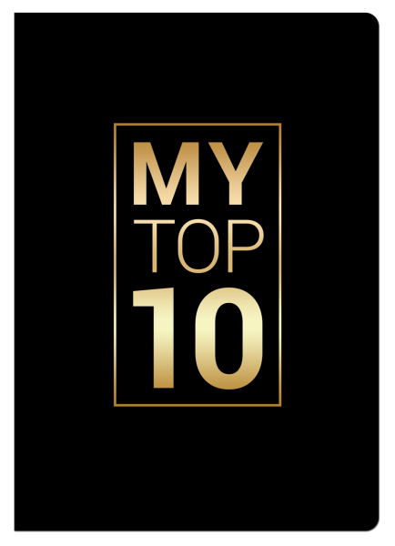 My Top 10 Journal