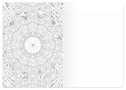 Coloring Book Journal Spread 2