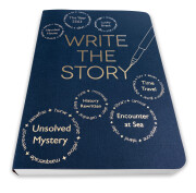 Write the Story – front angle view