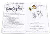 Calligraphy Made Easy – inside page 1