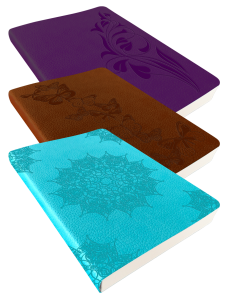 Soft Leatherlook Journals