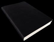 Black Soft Leatherlook