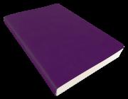 Purple Soft Leatherlook