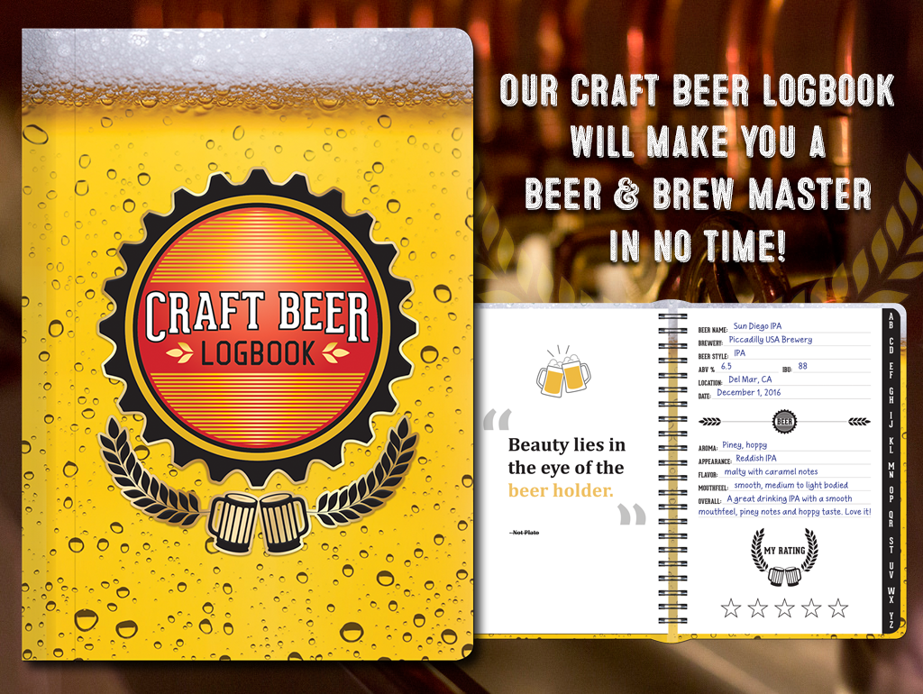 Craft Beer Logbook Blog Main Image
