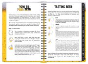 Craft Beer Logbook Spread 2