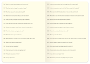 3000 Questions About Me Spread 3