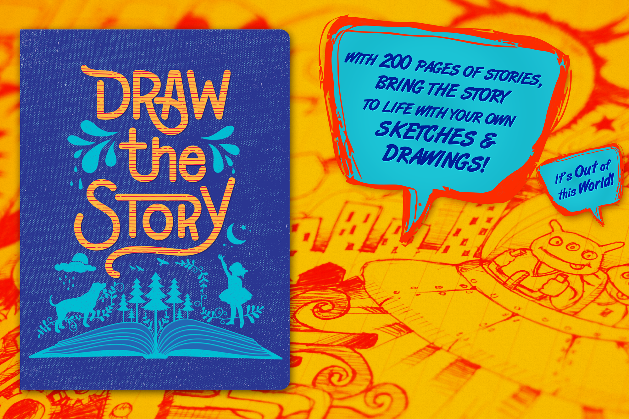 Draw the Story Call Out