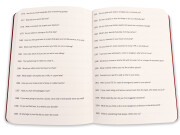 3000 Questions About Me – inside page 2