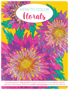 How-to-Color: Florals