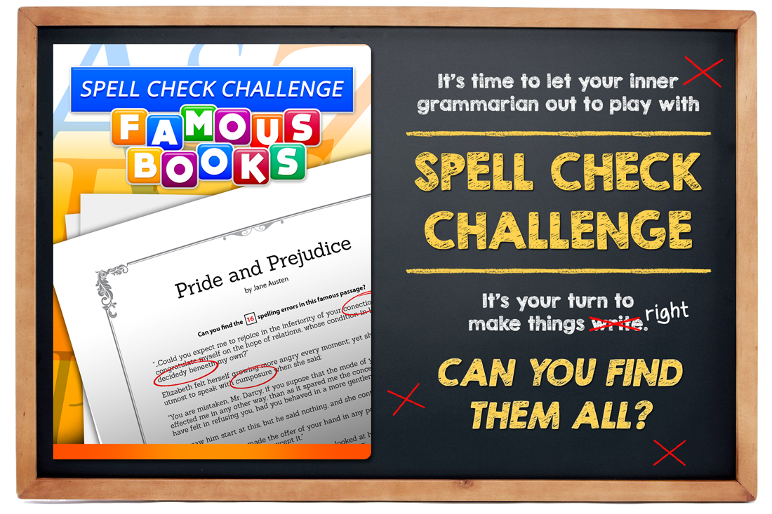 Spell Check Challenge