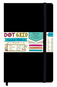 Dot Grid Essential Notebook