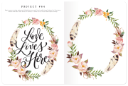 Calligraphy Made Easy: Project Book 5