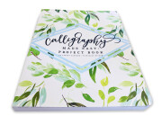 Calligraphy Made Easy: Project Book – front angle view