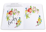 Calligraphy Made Easy: Project Book – inside page 2