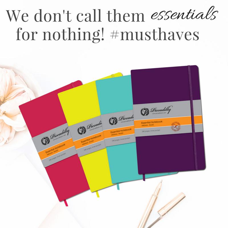 Essential Notebooks