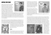 Comic Sketchbook Intro Spread 2
