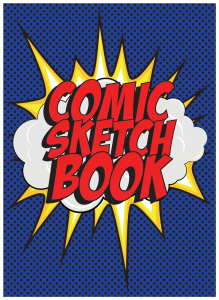 Comic-Sketchbook_Cover