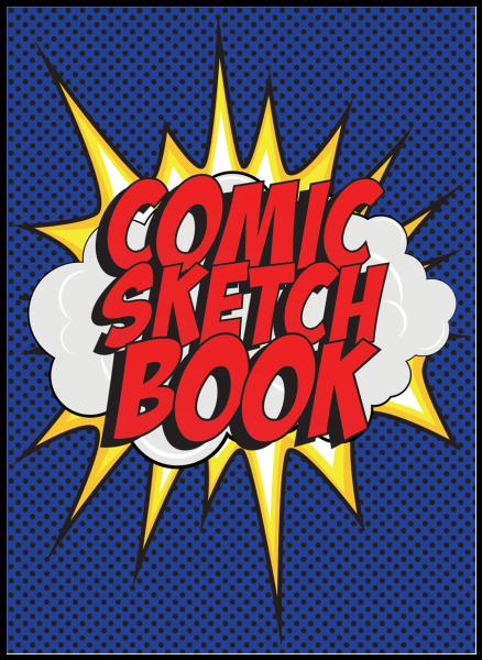 Comic-Sketchbook_Cover