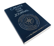 Create Your Own Journal – side angle view