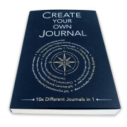 Create Your Own Journal – front angle view
