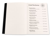 Create Your Own Journal – table of contents