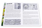 Comic Sketchbook – inside page 1