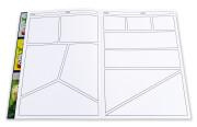 Comic Sketchbook – inside page 2
